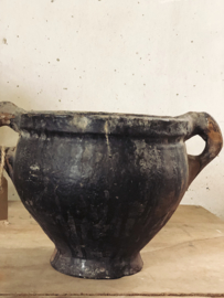 Antique pot