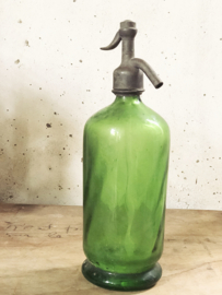 Old brasserie soda bottle/ spray bottle