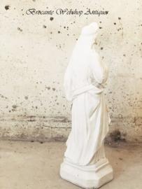 Gipsen statue