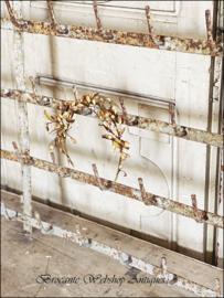 XXL wall rack/ bottle rack/ drying rack from France
