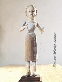 Italian Santos doll