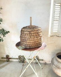 Old french beehive
