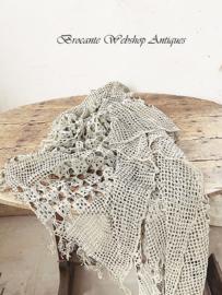 French plaid/ bedspread