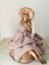 Wassen dame/ Wax lady