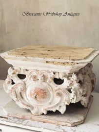 Antique french console