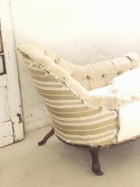 Unieke franse chaise longue