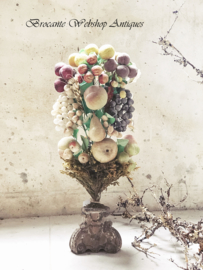 Frans oogst/fruit ornament