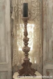 Oude kerkkandelaar XL VERKOCHT