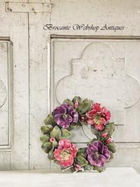 Franse bloemenkrans