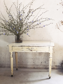 French table/ bureau