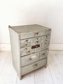Frans ladenkastje/ French drawer box