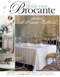 Expected.....Liefde voor Brocante magazine nr: 3 - 2018