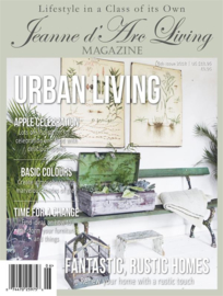 Jeanne d' Arc Living magazine nr: 6 - 2018