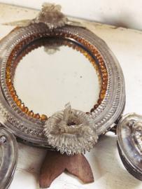 Antiek venitiaans spiegeltje