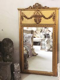 Trumeaux mirror