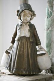 Frans beeldje VERKOCHT