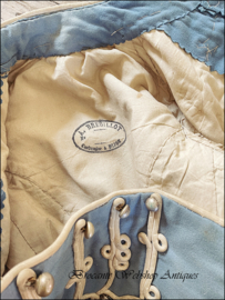 Antique french theatre jacket