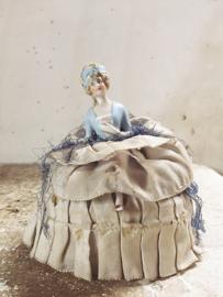 Half doll lady
