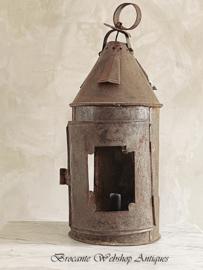 Antieke franse XL lantaarn