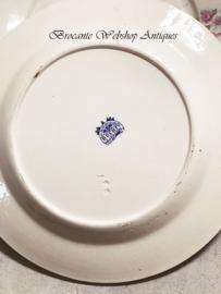 4 platte borden BOCH