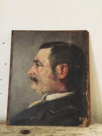 French portret/ French portrait