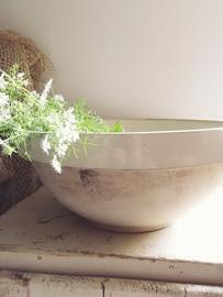 XXL franse grès schaal/ french grès bowl