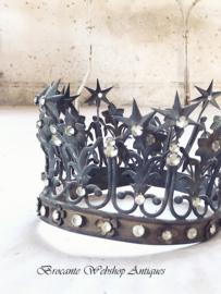 Unique french BIG crown