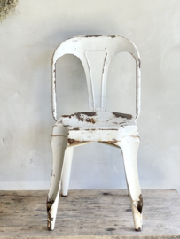 Lovely old french child chair