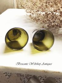 Antieke franse glaasjes