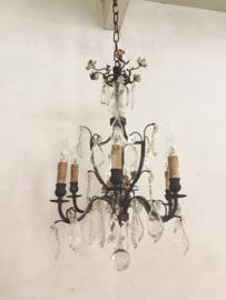 Antieke kroonluchter/ Antique french chandelier