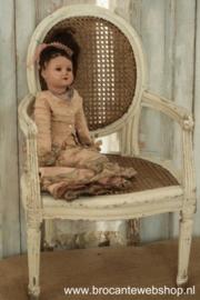 Antiek frans kinderstoeltje VERKOCHT