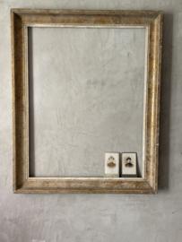 Antique huge frame