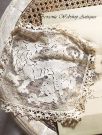 Old french doily