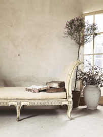 Antiek frans daybed 18e eeuws