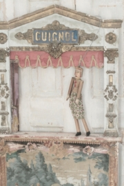 Antiek french theatre - VERKOCHT-