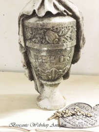 Antiek marmer object