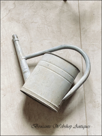 Old sinc watering can
