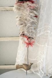 Antieke kermis vogel/ antique funfair bird VERKOCHT