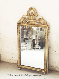 BIG XL french bridal mirror