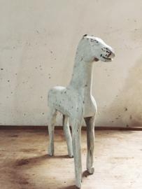 Houten paardje/ Wooden horse