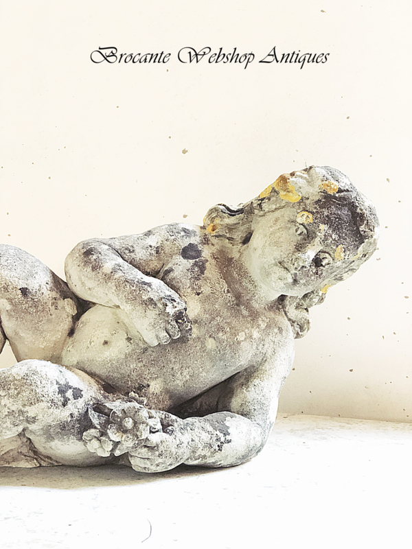 Antique  french putti