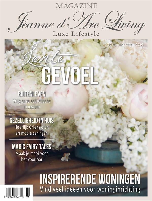 Jeanne d`Arc Living magazine nr: 3 - 2018