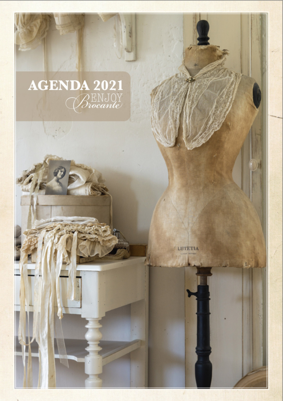 Agenda 2021 ENJOY BROCANTE