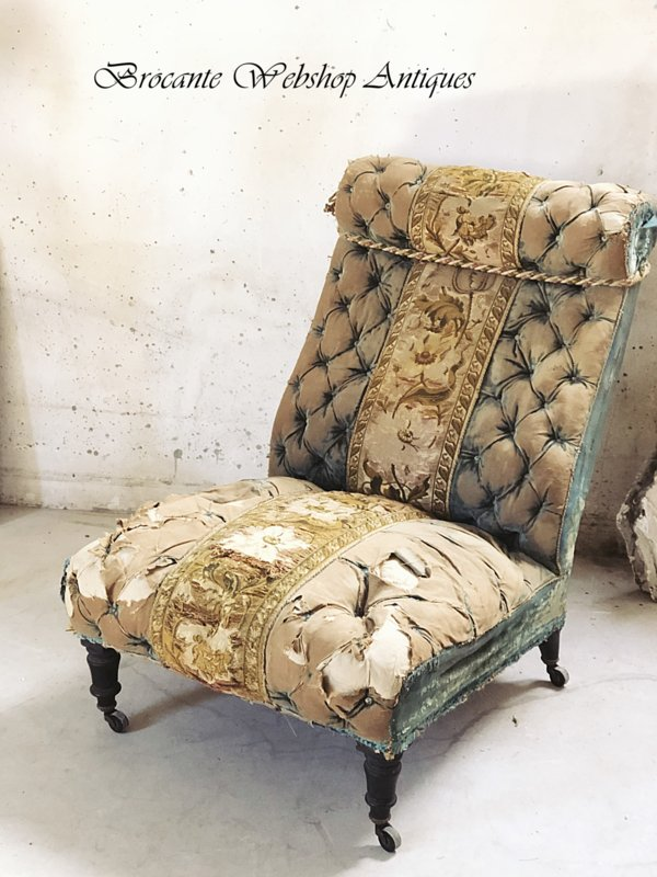 Antique French Chair Furniture And