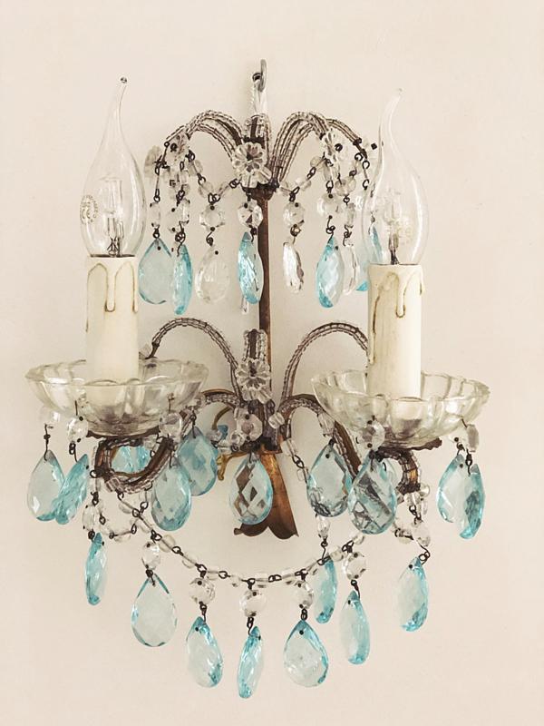 Frans applique lampje