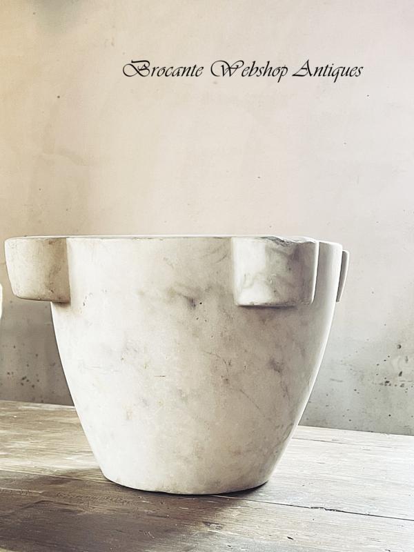 XXl marble mortar