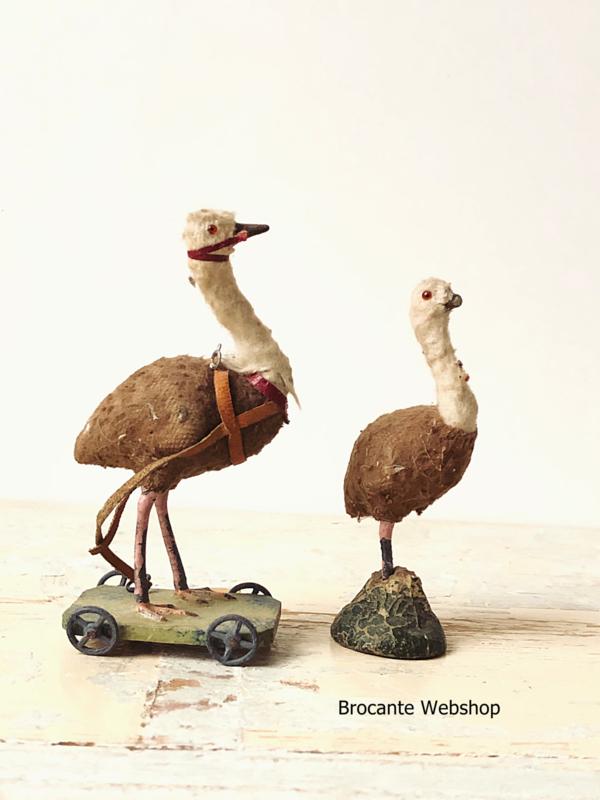 Antieke struisvogeltjes