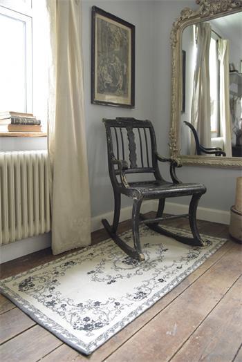 Carpet Grey - Black