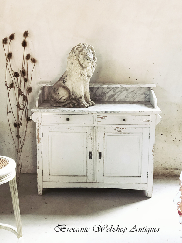 Old commode