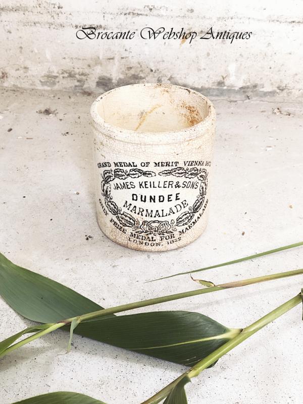Dundee marmelade pot